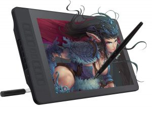 Avis tablette graphique Gaomon PD1560
